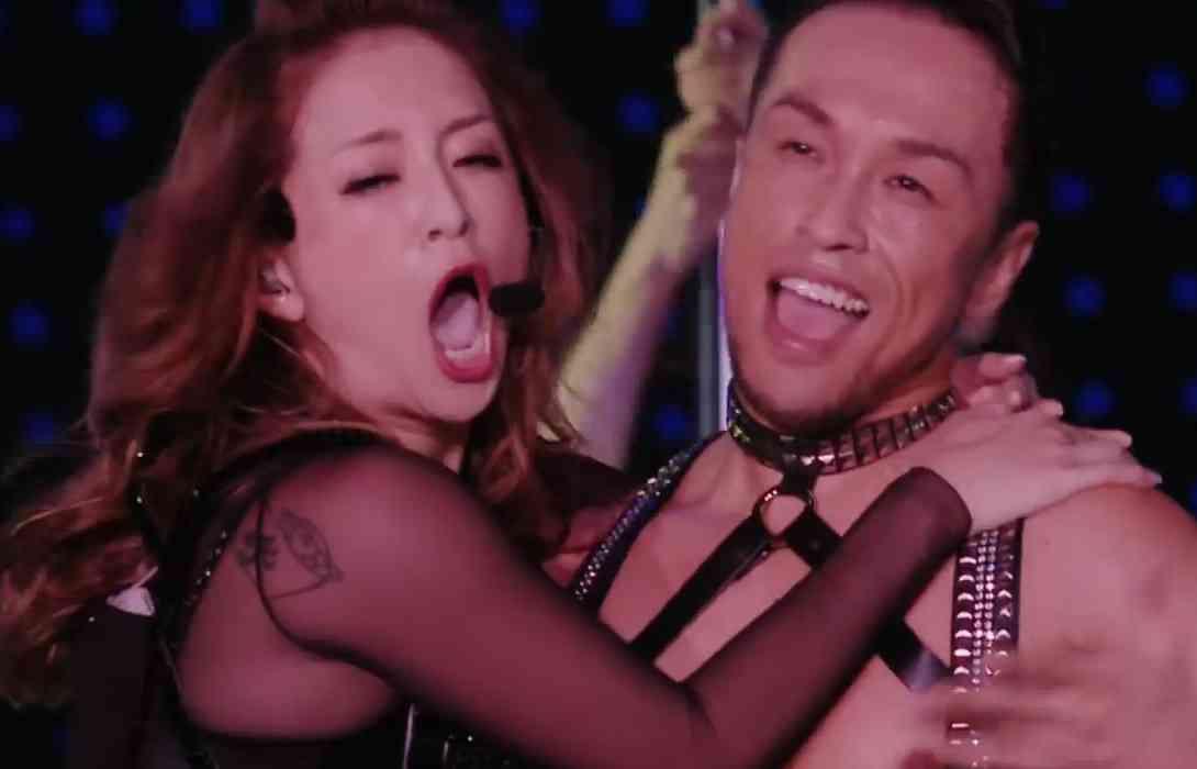 浜崎あゆみ、観客によるライブ写真の撮影を一部解禁…3曲目まで、動画撮影は禁止
