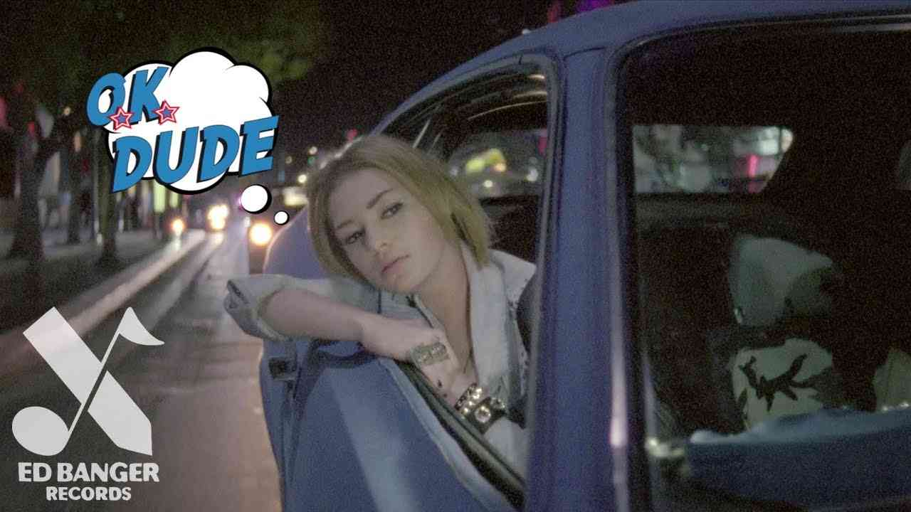 Uffie - ADD SUV feat . Pharrell Williams (Official Video) - YouTube