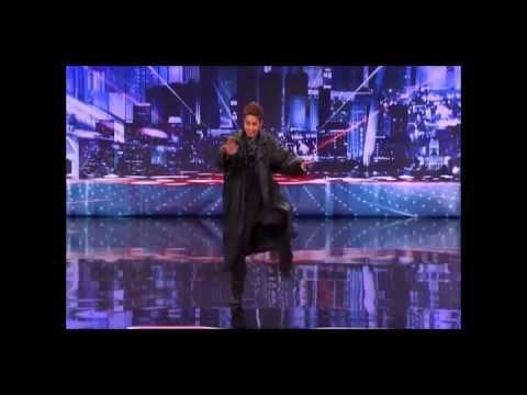 【神ダンス動画】 アメリカのオーディション番組で日本人がマトリックスをCG無しで再現し会場大熱狂! (ダンスシーン抜粋ver) - YouTube