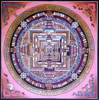 シャンバラ!チベットに眠るとされる伝説の王国アガルタの首都!