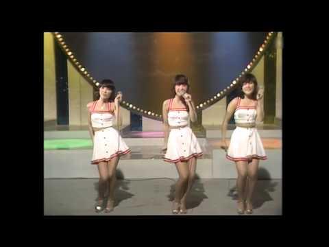 キャンディーズ   暑中お見舞い申し上げます 1977 HD - YouTube