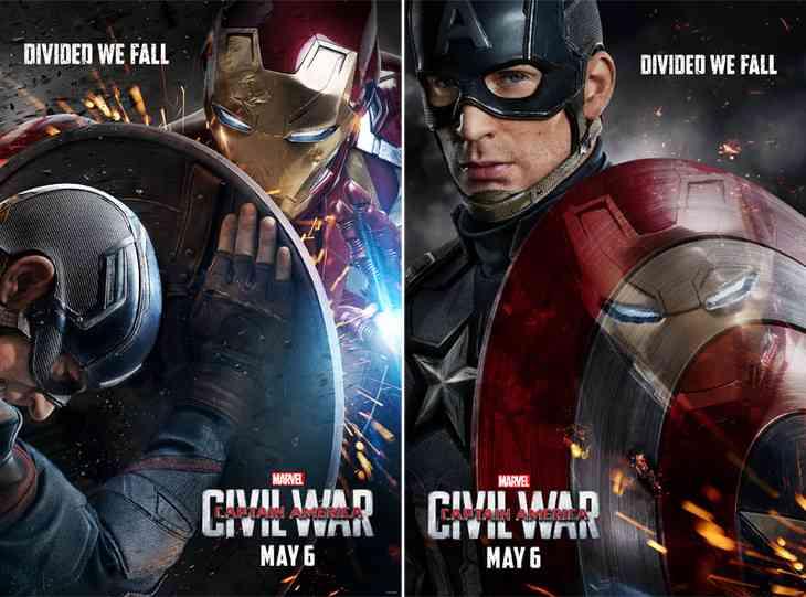 【アベンジャーズ】キャプテン・アメリカ 「シビル・ウォー」アイアンマンと対決にスパイダーマンも参戦!全米よりも7日早く日本公開決定   Foundia(ファウンディア)