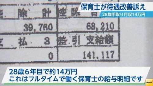 大阪市が全国初の試み 新卒の保育士に最大20万円を給付へ