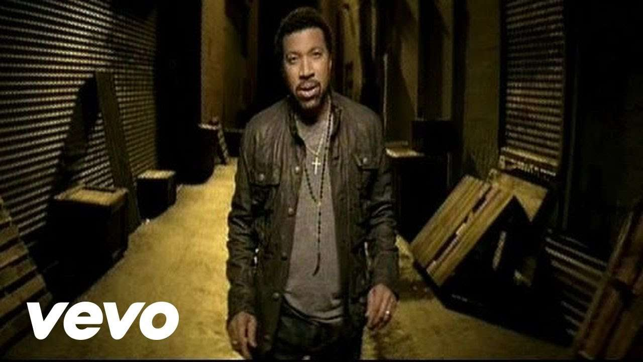 Lionel Richie - I Call It Love - YouTube