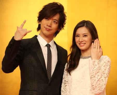 DAIGO披露宴後初イベントにマスコミほぼ皆無!北川景子との披露宴にも言及しない異常事態