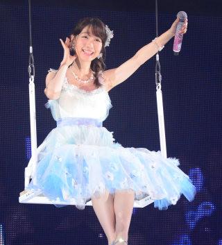 AKB48の柏木由紀、無冠返上に意欲「どうにか選挙で1位に!」   マイナビニュース