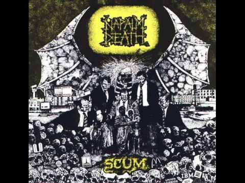 Napalm Death - Scum (full album) - YouTube