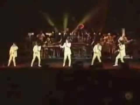 ゴスペラーズ 「ラブ・マシーン」 - YouTube