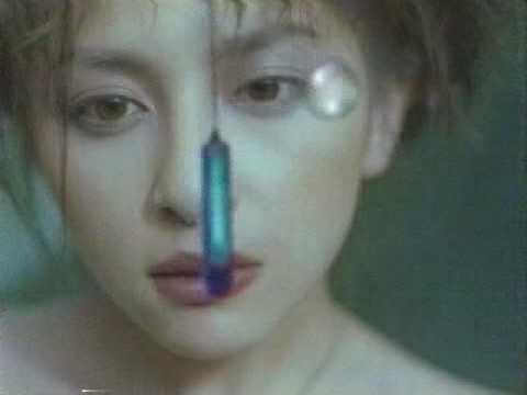 奥菜恵 Megumi Okina - SONY MD Walkman (CM) - YouTube