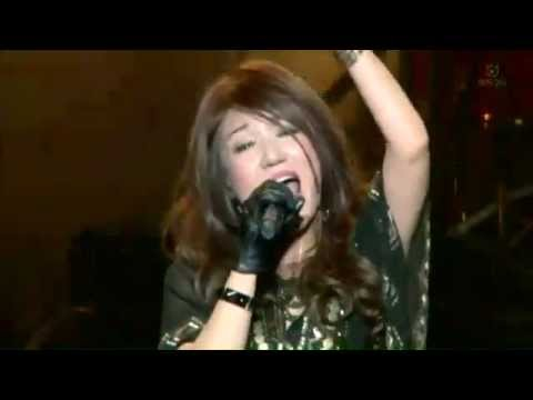 Somebody's Calling / 浜田麻里 - YouTube