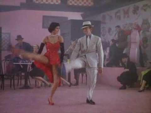 The Band Wagon - Fred Astaire and Cyd Charisse - YouTube