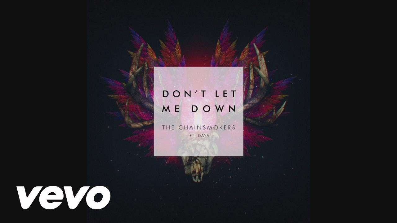 The Chainsmokers - Don't Let Me Down (Audio) ft. Daya - YouTube