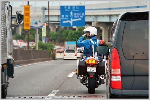 交通違反の取り締まりが月末に多い理由はノルマ