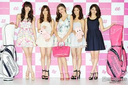 EXILEの妹分E-Girlsの4人が雑誌「CanCam」「JJ」「Ray」の専属モデルに抜擢