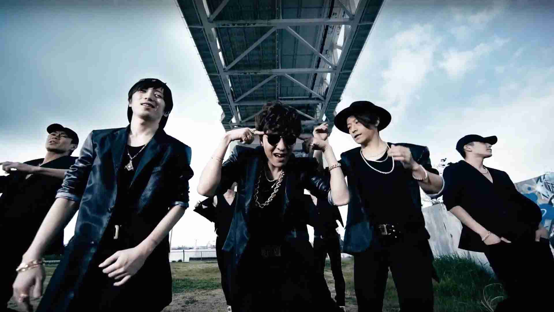 Boom Word Up / w-inds. - YouTube