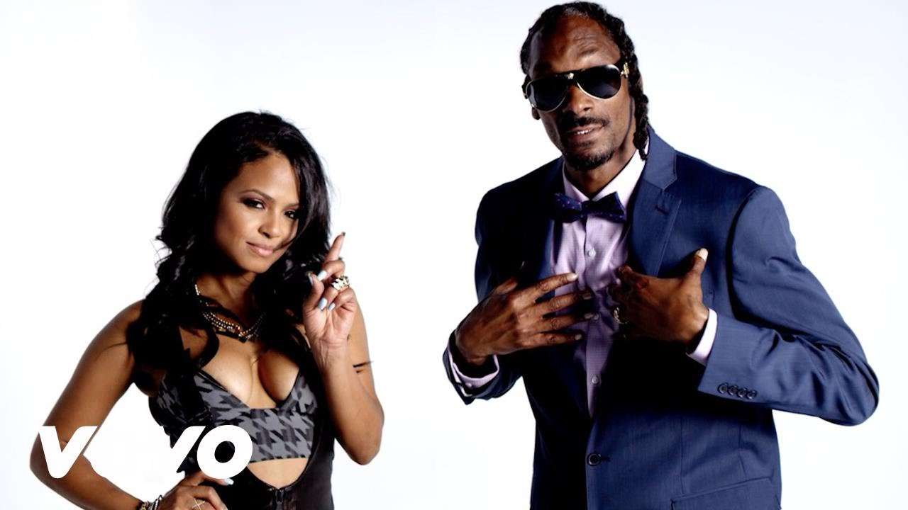 Christina Milian - Like Me (feat. Snoop Dogg)[Official] - YouTube