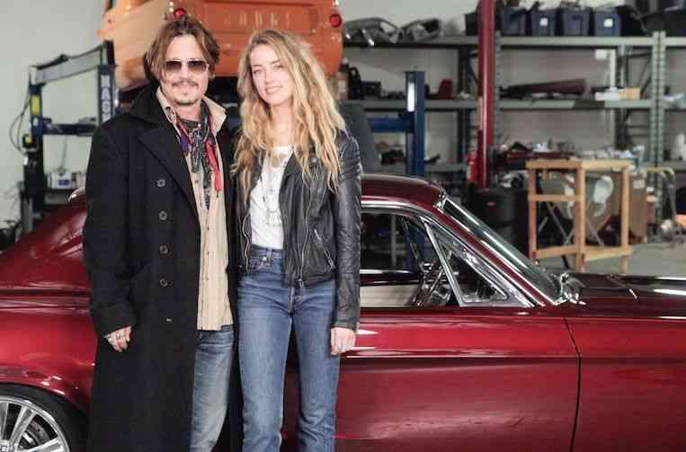 ジョニー・デップとアンバー・ハード離婚へ ハードの生活支援要求をデップ拒否