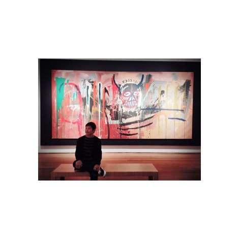 紗栄子恋人・前澤友作氏、バスキア作品を62億円超で落札「うれしく、誇らしい」 | ORICON STYLE