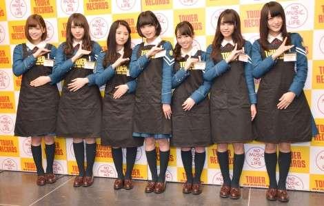 欅坂46、ドキドキのCDデビュー「うれしいと同時にプレッシャー」