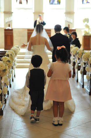 子連れOKの結婚式