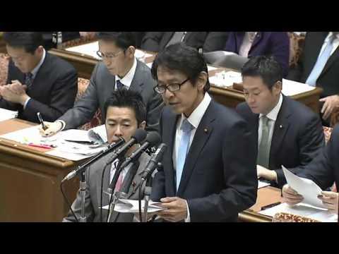 松野頼久(維新) VS 安倍総理 [国会中継]最新2016/02/04 - YouTube
