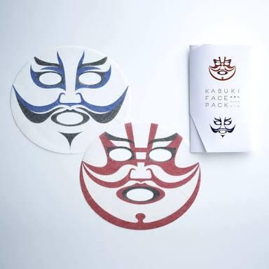 """「歌舞伎フェイスパック」G7伊勢志摩サミットで""""おみやげ日本代表""""に選定!"""