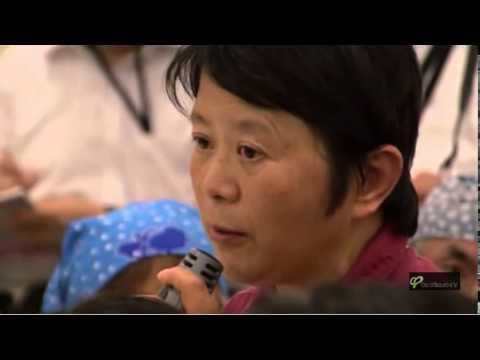 大熊町では白血病で沢山死んでいる - YouTube