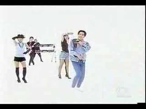 岡村靖幸 SUPER GIRL - YouTube