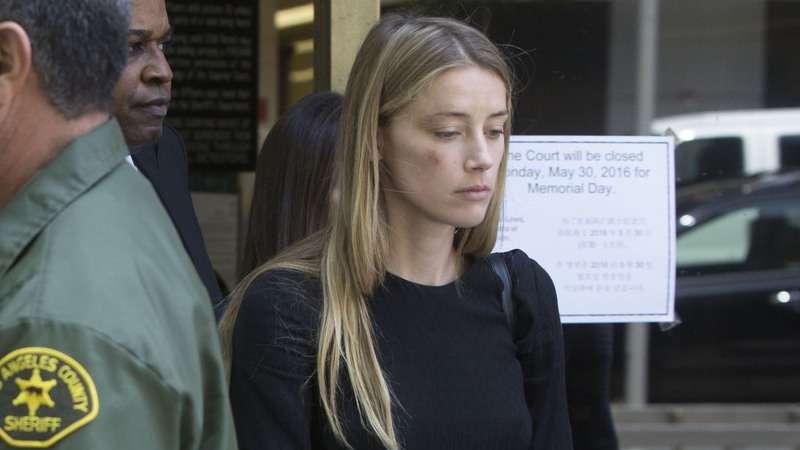 ジョニデ離婚:アンバー、DVを詳細に語る。ジョニー側「彼女は早くお金をもらいたいだけ」(猿渡由紀) - 個人 - Yahoo!ニュース