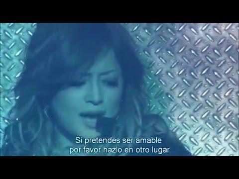 Ayumi Hamasaki - (don't) Leave me alone (Sub español) - YouTube