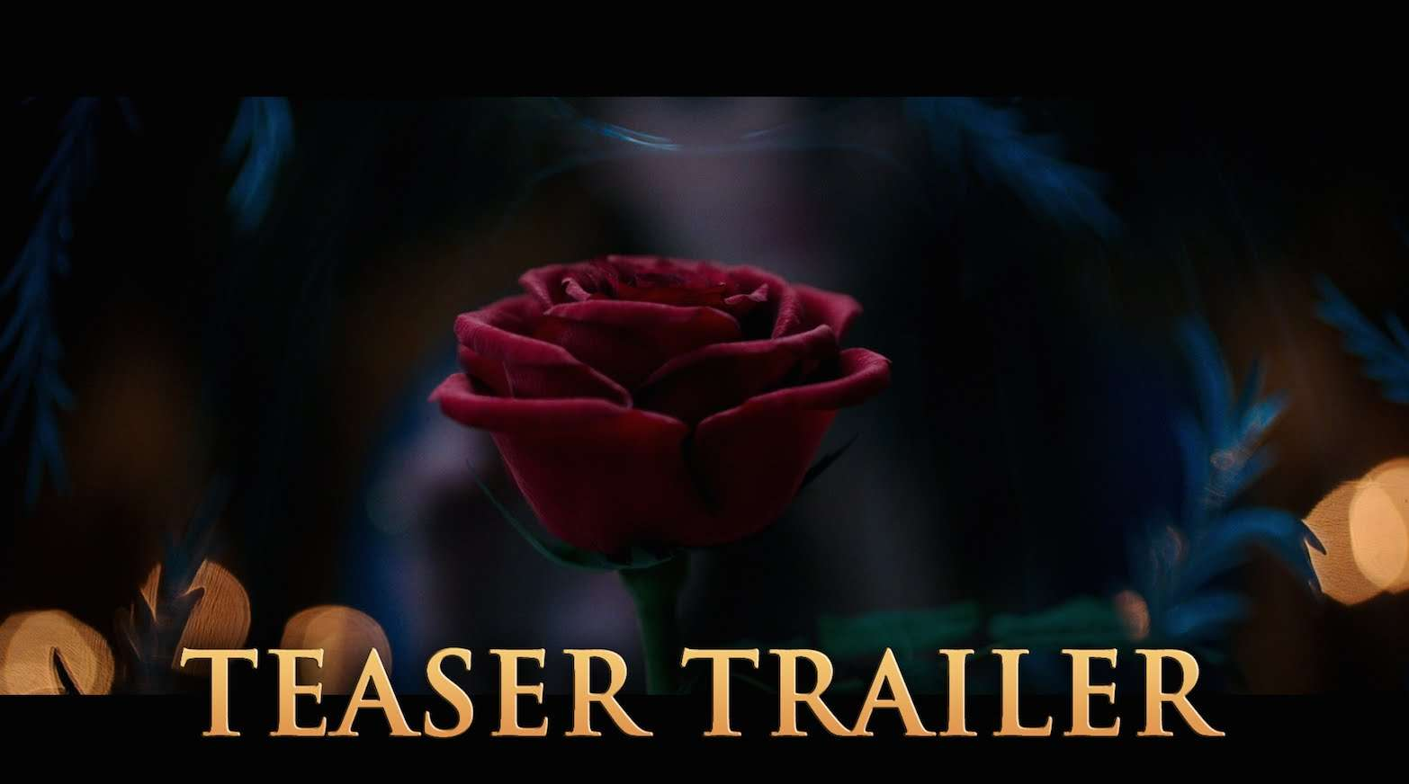 Beauty and the Beast Official US Teaser Trailer - YouTube
