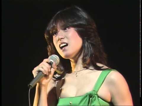 中森明菜 スローモーション~少女A 1983 - YouTube