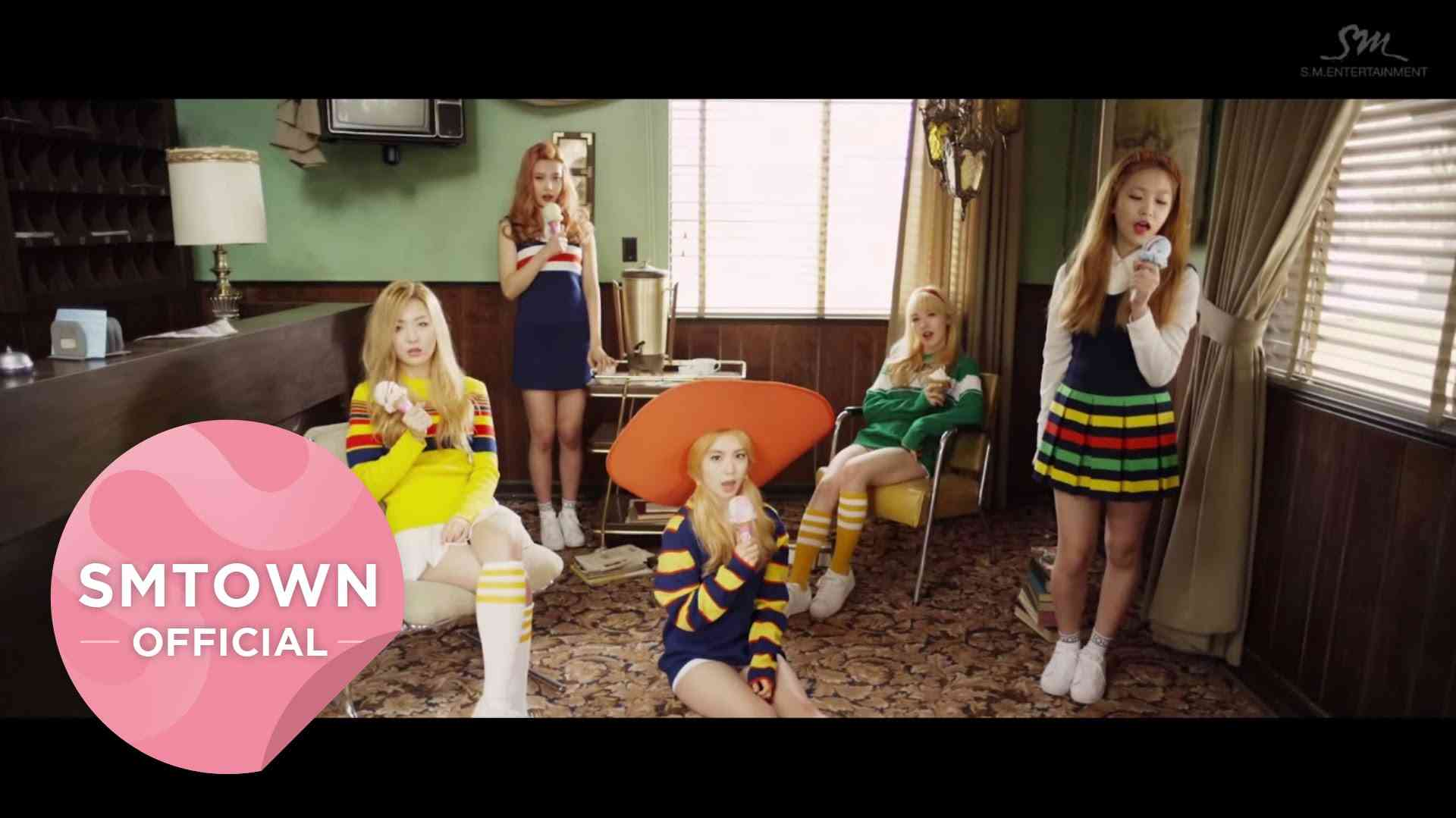 Red Velvet 레드벨벳_Ice Cream Cake_Music Video - YouTube