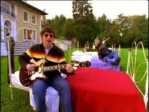 Oasis - Don't Look Back In Anger (Official Video) - YouTube