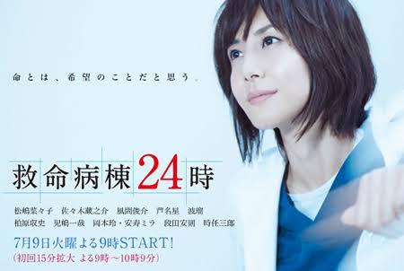 松嶋菜々子、主演ドラマのキャストを