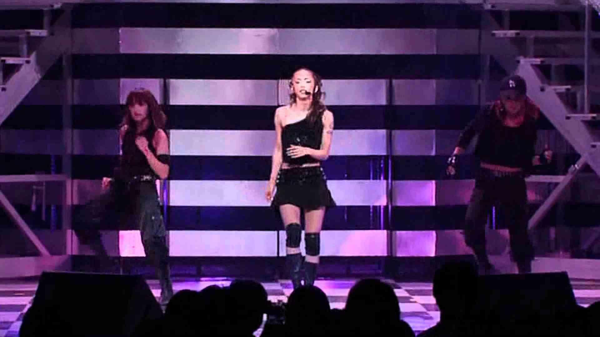 安室奈美恵 Namie Amuro  /  SO CRAZY tour 2003 - 2004  Digest - YouTube
