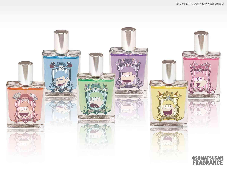 ドキドキ!「おそ松さん」6つ子の香りを楽しめるシール、ちゃおの付録に