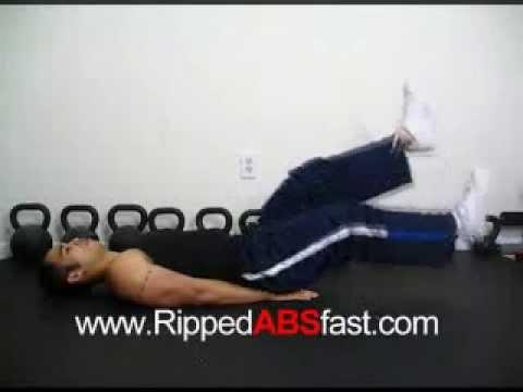 初心者OK★1日3分で腹筋を割る方法★ - YouTube