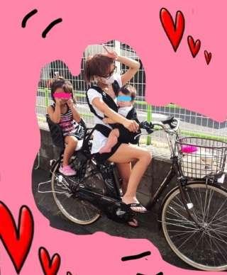 自転車の 自転車 赤ちゃん 母親 : 自転車の女性が車と接触し転倒 ...
