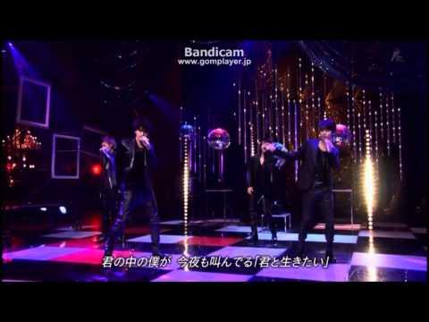 KAT-TUN KISS KISS KISS - YouTube