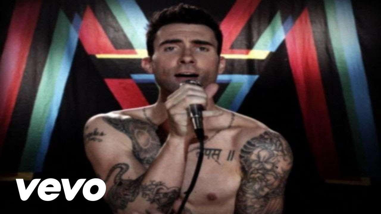 Maroon 5 - Moves Like Jagger ft. Christina Aguilera - YouTube