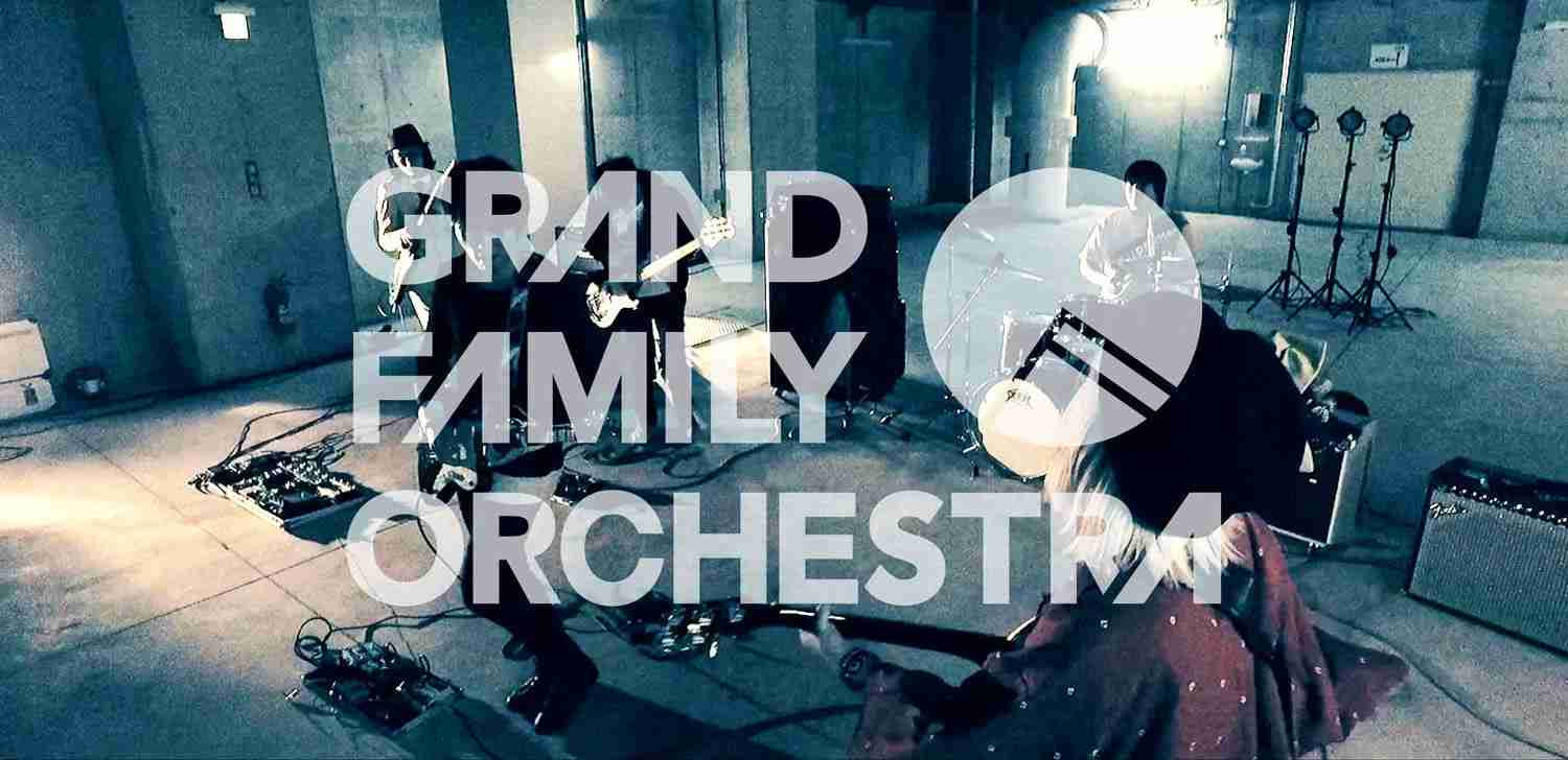 GRAND FAMILY ORCHESTRA 「ラバーソウル」 - YouTube