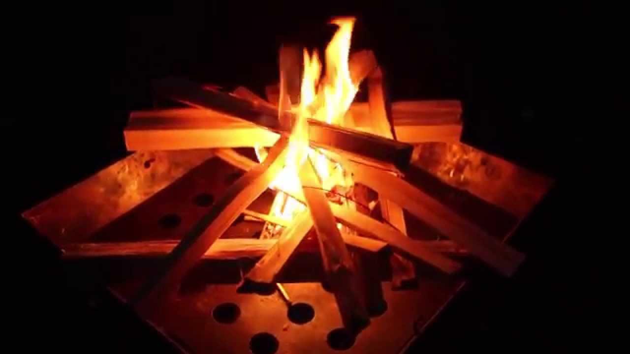 【高音質】焚き火【バイノーラル】 - YouTube