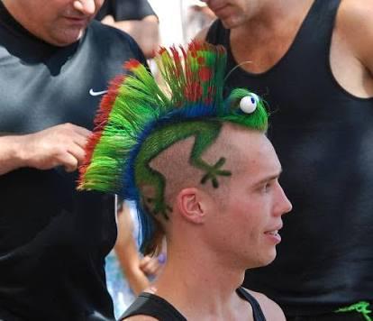 """""""奇抜な髪型""""を競うアメリカの学校行事「クレイジー・ヘア・デー」が楽しそう!"""