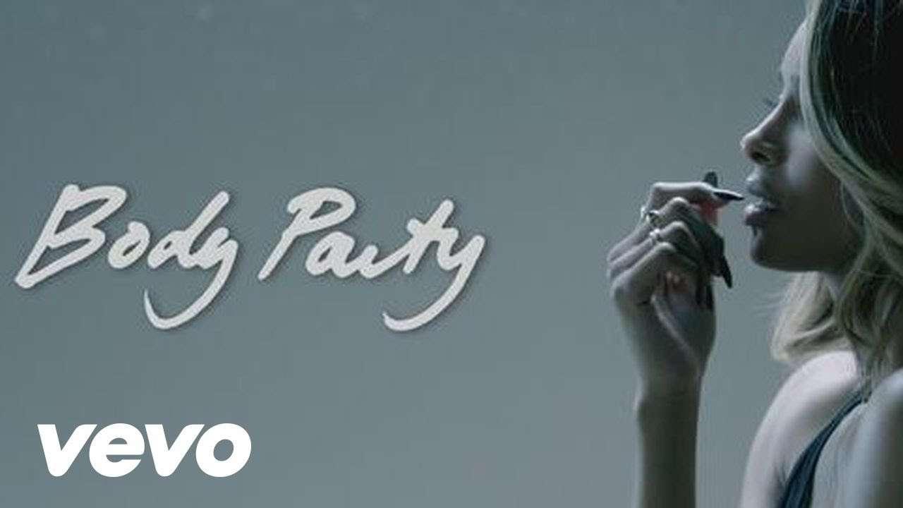 Ciara - Body Party - YouTube