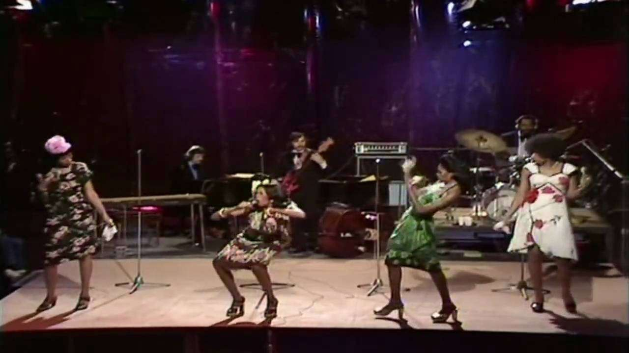 The Pointer Sisters: Wang Dang Doodle - YouTube