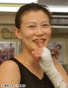 ボクシングを引退表明した高野人母美 女優業への本格進出が決まる
