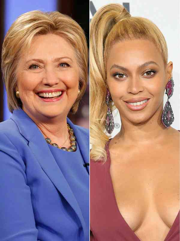 【ELLE】ヒラリー・クリントンがビヨンセを電撃訪問、スーザン・サランドンはヒラリーを痛烈批判|エル・オンライン