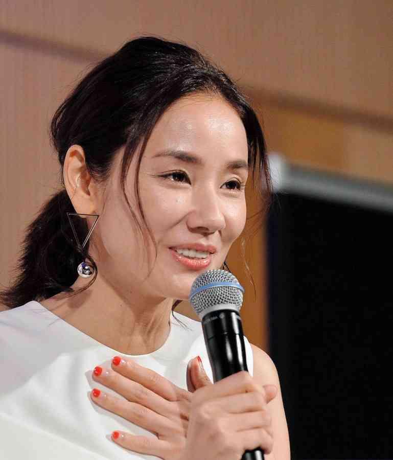 吉田羊 謎の涙「大事な人を笑顔に」(デイリースポーツ) - Yahoo!ニュース