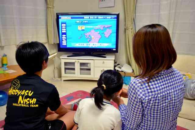 「また大地震」デマ怖がる子ども 不眠・ストレス深刻:朝日新聞デジタル